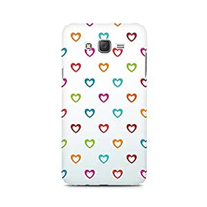 Mobicture Colors of Love Printed Phone Case for Samsung Galaxy J7