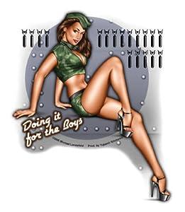 pin-up girl Army