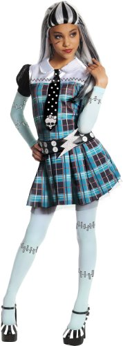 Monster High Frankie Stein Costume - One Color - Large front-783853