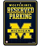 NCAA Michigan Wolverines Parking Sign at Amazon.com