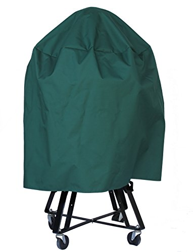 Cowley Canyon Mountain Valley Big Green Egg/Kamado Cover for size Large in nest (Big Green Egg Large Cover compare prices)