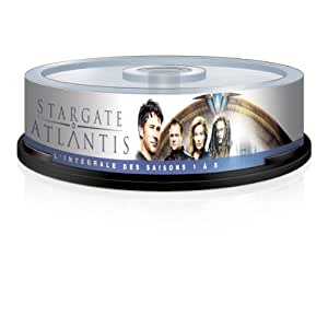 Stargate Atlantis - Intégrale des saisons 1 à 5 [Coffret Spindle] [Coffret Spindle]