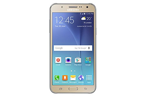 Samsung Galaxy J7 J700M, 16GB, Dual SIM LTE, Factory Unlocked (Gold) (New Mobile Phones compare prices)