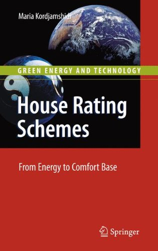 House Rating Schemes: From Energy to Comfort Base (Green Energy and Technology)