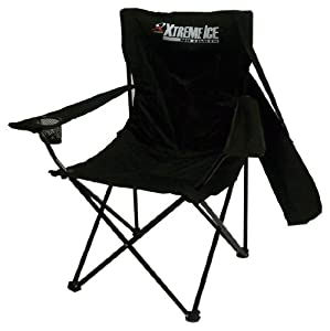 Ap outdoors xtreme ice deluxe folding ice for Ice fishing chairs