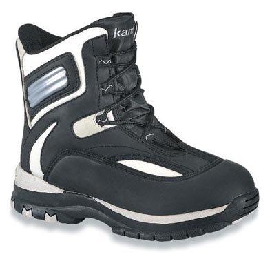 Kamik Doozy Cream Boots - Youth Size 11