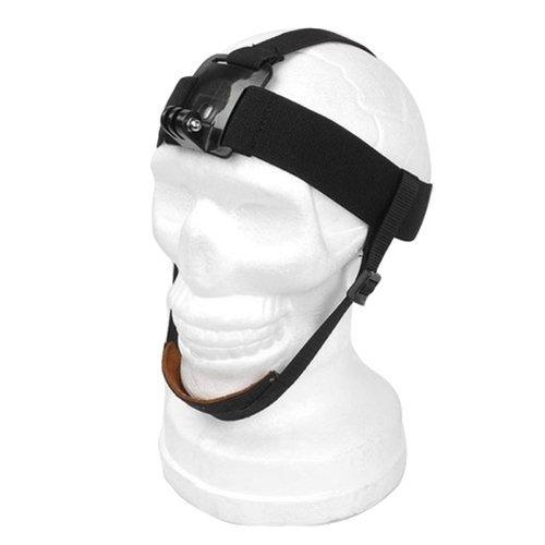 Bluefinger New Adjustable Light Weight Head Belt Mount Headset Strap For Gopro Hd Hero 2 3 Camera