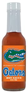 4 Pack Florida Gators Hot Sauce 5 Oz Cayenne from Hot Sauce Harry's