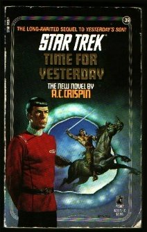 Time for Yesterday (Star Trek), A. C. CRISPIN
