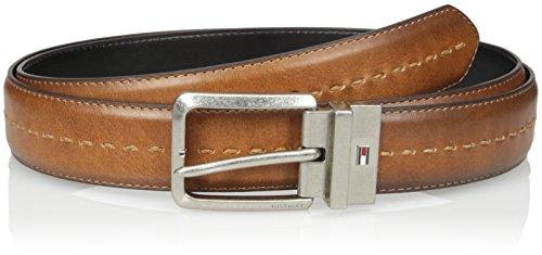 Tommy-Hilfiger-Mens-Stitch-Detail-Reversible-Belt