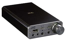 JVC  ポータブルヘッドホンアンプ ハイレゾ音源対応 SU-AX01