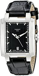 Tissot Women's T0613101605100 Analog Display Quartz Black Watch