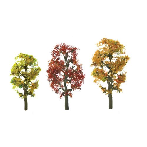JTT Scenery Products Premium Series: Autumn Maple, 3.5-4""