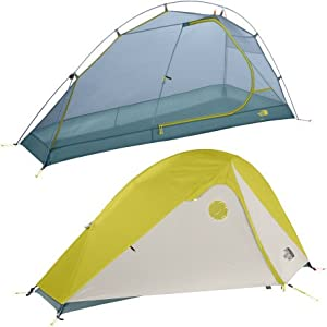 The North Face Mica 1 Tent: 1-Person 3-Season