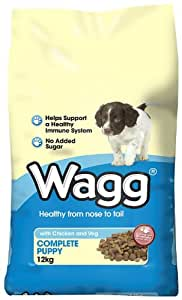 Wagg Complete Puppy Dry Mix 12 kg
