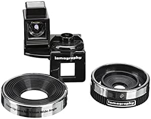 Lomography Diana+ Objectif extra large 55 mm (Import Allemagne)