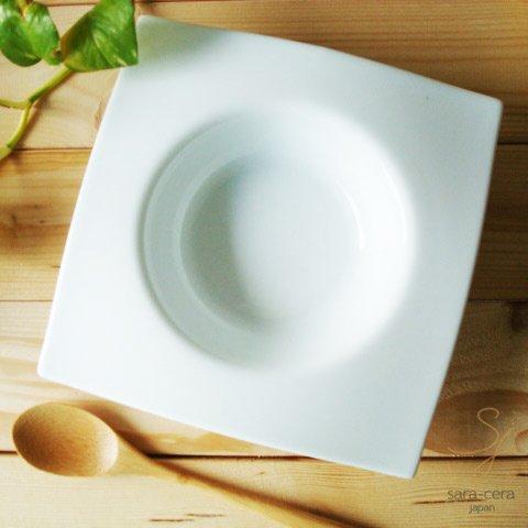 イタリアン カプリッチョ ショートパスタ (1個) ホワイト 白 日本製