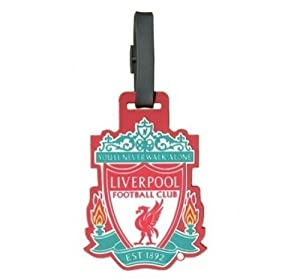 Liverpool FC Luggage Tag by Liverpool FC
