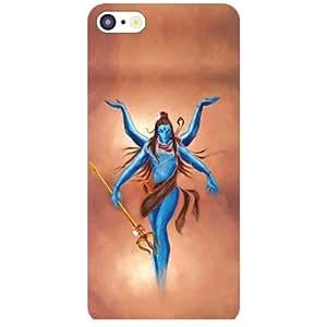 Apple iPhone 5C Back Cover - Spiritual Designer Cases