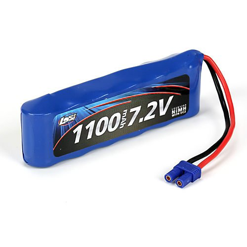 7.2V 6C NiMH Battery with EC2