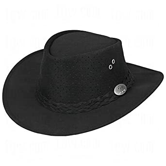 Aussie Chiller Bushie Perforated Hats at Amazon Men's Clothing store