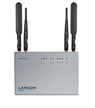 LANCOM IAP-321-3G - enrutador inalámbrico - WWAN - 802.11 a/b/g/n