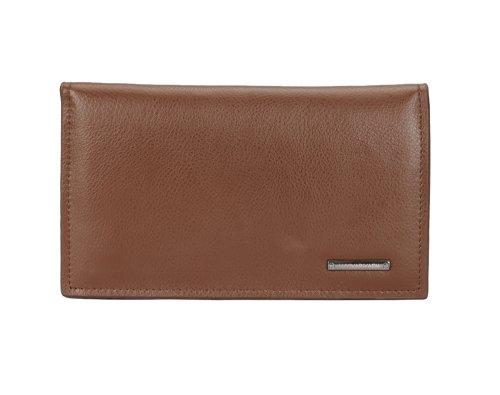 Men's Stylish Genuine Leather Brief Purse Clutches