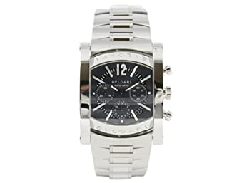 【クリックで詳細表示】(ブルガリ)BVLGARI アショーマ オートマチック クロノグラフ ネイビー ラージ AA48C14SSDCH ウォッチ 腕時計 シリアル有[並行輸入品]: 腕時計通販