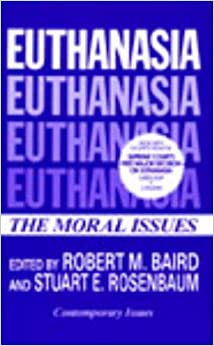 the contemporary issue of euthanasia Ever increasingly in our modern society people are discussing the issue of euthanasia here in australia some people are lobbing to have our laws.