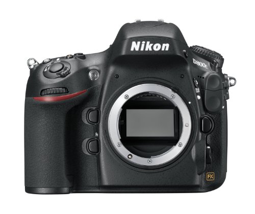 "Nikon discount duty free Nikon D800E 36.3 MP CMOS FX-Format Digital SLR Camera ""With English instruction manual"" (Body Only) - International Version (No Warranty)"
