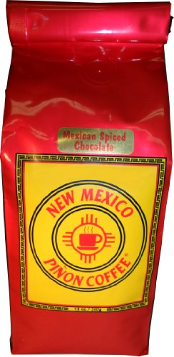 NM Piñon Coffee Mexican Spiced Chocolate Flavor 12oz. Whole Bean (New Mexico Pinon Coffee Beans compare prices)