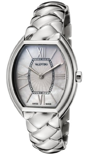 Valentino Women's V48SBQ9991 S099 Liaison Mother-Of-Pearl Watch