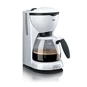 Amazon.com: Bundle 2 Items: Braun KF520 Cafehouse Coffee Maker, Acupwr Plug Kit WILL NOT WORK IN ...
