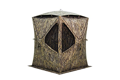 Barronett Blinds Cool Factor 2 Person Vented Hub Blind, Blades Camo