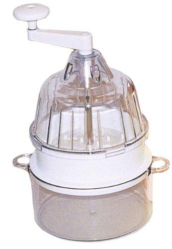 Investment Joyce Chen 51-0662, Saladacco Spiral Slicer, White dispense