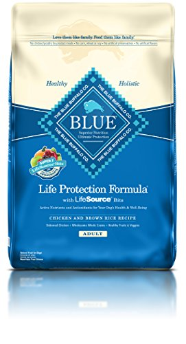 Blue Buffalo BLUE Adult Dog Chicken & Brown Rice 30 lb