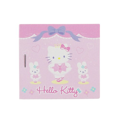 Mini Sticker Book Ballerina (Hello Kitty)