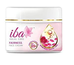 Iba Halal Care Fairness Face Cream, 50g