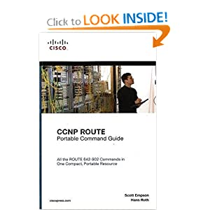 CCNP ROUTE Portable Command Guide 2010