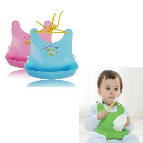 Plastic Baby Bibs front-901443