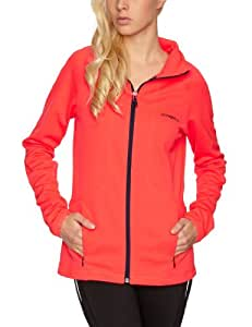 O'Neill Women's Contour Hooded Fleece  -  Neon Flame, X-Large