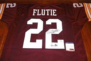 DOUG FLUTIE Signed BOSTON COLLEGE Heisman 84 Jersey + PSA DNA COA #U68787 -... by Sports+Memorabilia