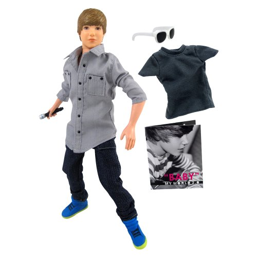 Justin Bieber Basic Dolls: Red Carpet