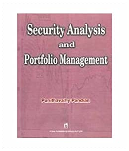 Security analysis and portfolio management book in hindi