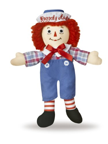 Raggedy Andy Classic Doll 8""