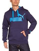 Puma Men's Hoodie Fleece with Logo