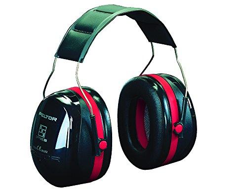 防音用イヤーマフ PELTOR H540A (NRR30dB) 並行輸入品