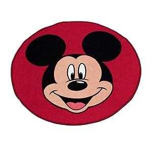 Character uk disney descente de lit mickey mouse 74 x 74 cm to - Descente de lit mouton ...