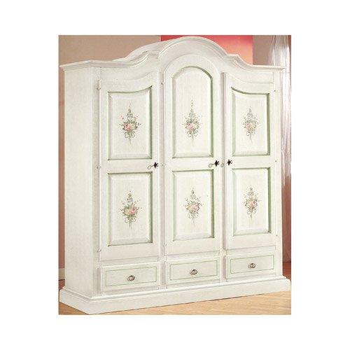 armario-estilo-clasico-en-madera-maciza-y-mdf-con-acabado-blanco-brillo-con-decoraciones-medidas-185