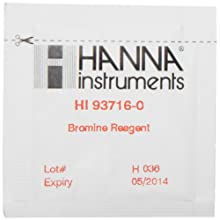 Hanna Instruments HI 93716-01 Reagents for Bromine and DPD Method (100 Test)